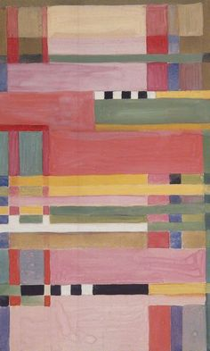 Minimalism: Bauhaus Textiles in 2020 (With images) Textile Patterns, Textile Prints, Textile Art, Geometric Patterns, Karl Valentin, Bauhaus Textiles, Design Bauhaus, Bauhaus Art, Red Art