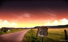 Route 66 with the kids!