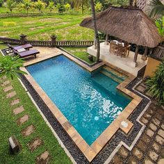 Wapa di Ume Bali #myvillas by @gintingefraim A wonderful hideaway from the hustle and bustle of Bali @WapadiUme is a boutique resort just 5 minutes from Ubud Centre that boasts rice fields as its centre piece placing you truly at one with nature  by myvillas