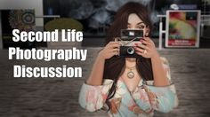 Live Streamed Second Life Photography Discussion @ Kultivate Magazine Ar...