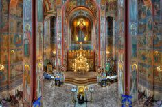 This is truly St. Nicholas Russian Orthodox Cathedral in Washington, DC. What fond memories! Roman Church, Roman Catholic, Catholic Churches, Russian Orthodox, Episcopal Church, Gothic Architecture, Buy Prints, Beautiful Buildings, Hdr