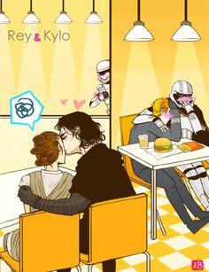 Rey x Kylo