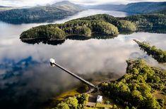 Lake St Clair Accommodation - Tasmanian Wilderness Retreat - Pumphouse Point