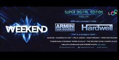 Tanssimusiikin ykkösnimet Hardwell ja Armin van Buuren Weekend Festivalille elokuussa - Uutiset - Tiketti
