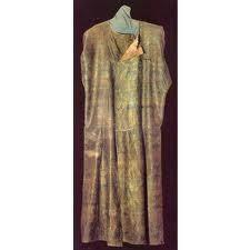 Ancient Persian robe.
