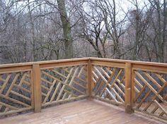 deck railing - Google Search