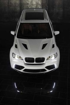 My future SUV BMW X5 M