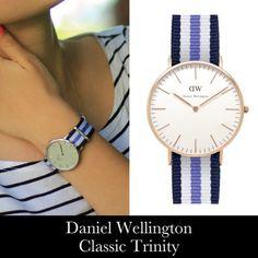 Daniel Wellington アナログ腕時計 国内即発★Daniel Wellington 腕時計 36mm/Classic Trinity