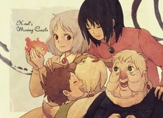 howl's moving castle - Google Search