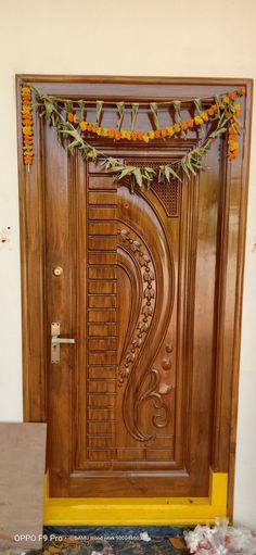 Single Main Door Designs, House Main Door Design, Home Door Design, Main Entrance Door Design, Wooden Front Door Design, Double Door Design, Pooja Room Door Design, Door Gate Design, Wooden Front Doors