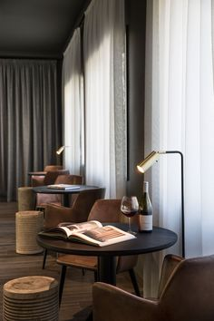 Lindenderry Hotel in Mornington Peninsula by Hecker Guthrie | Yellowtrace
