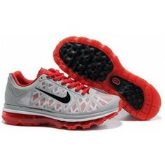 http://www.asneakers4u.com/ 429889 039 Nike Air Max 2011 Grey Red D11032 |  Hot selling nike air max 2011 | Pinterest | Nike air max 2011, Nike air max  and ...