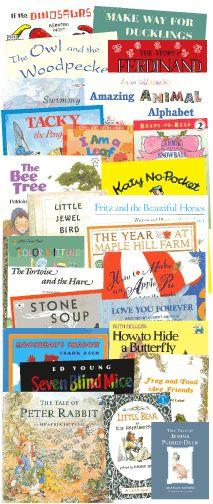 Kindergarten Literature Curriculum