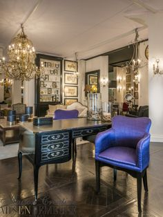 20 Best MIS EN DEMEURE images | Fashion showroom, Showroom, Accent decor