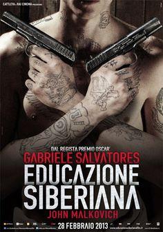 Cinema Italiano Database: EDUCAZIONE SIBERIANA (2013)