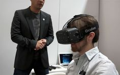 CES 2014: Oculus Rift, New and Improved