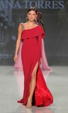 Las 39 Mejores Imágenes De Vestidos De Fiesta Rojos En 2019