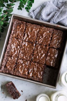 Brownies Recipe - cocoa powder based, easy to make! Brownies Without Cocoa Powder, Brownies Without Butter, Cocoa Brownies, Best Brownies, Easy Brownie Recipe Without Cocoa Powder, Brownie Recipe With Cocoa, Brownie Recipes, Brownie Trifle, Sweets
