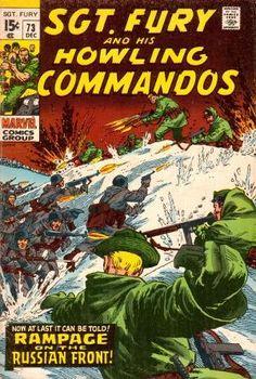 Sgt Fury Vol 1 73