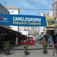 Balneário Camboriú em uma Escala de Cruzeiro: Fachada do Camelódromo