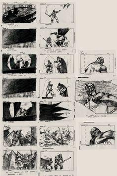 The Batman Story Board by kse332.deviantart.com on @deviantART