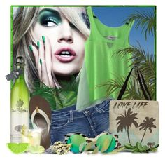 """Tequila"" by doozer ❤ liked on Polyvore"
