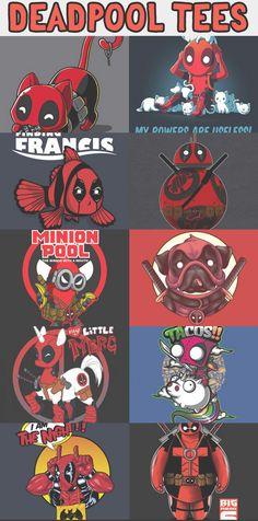97929bf16 Awesome Deadpool Tees Marvel Memes, Marvel Dc Comics, Marvel Avengers, Comic  Manga,