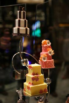 MINI CAKES AT ARIA HOTEL IN LAS VEGAS