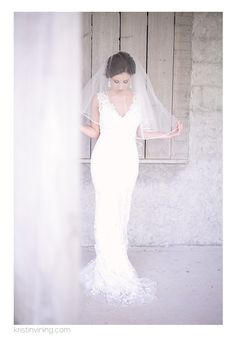 bride, wedding dress, beauty, veil, bridal, Old Edwards Inn & Spa, Bridal Portrait, Charlotte NC Portrait Photographer, Kristin Vining Photography