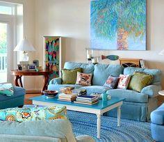 Beachside Apartment Decor by Nest Designs   Coastal Decor ...