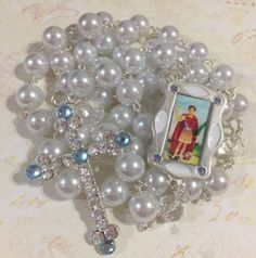 Le Jolie, Brooch, Saints, Blessed, Rosaries, Dios, Lyrics, Beauty, Brooches