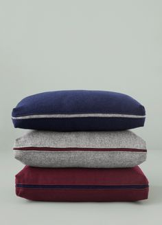 WOOL CUSHIONS  Designedby Trine Andersen | ferm Living available at Modern Intentions. Shop here for modern throw pillows!