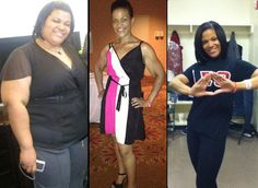 Today's featured weight loss success story: Proud Delta Sigma Theta soror, Nekita lost 145 pounds with the help of Weight Watchers and by working out.