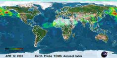 Global Dust from POPs