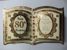 Commission 80th Birthday Bookatrix