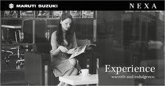 Explore & Discover the heart of hospitality. #NexaExperience