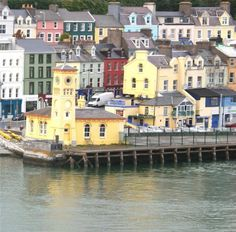 County Cork, Ireland  http://fineartamerica.com/featured/cobh-harbor-cork-ireland-charolette-a-coulter.html