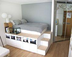 ikea yatak odasi mobilyalari ve diy projeleri 2015 (2)
