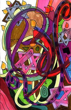jewish stained glass - Google Search