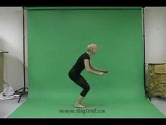 girl woman jump animation reference www.digiref.ca
