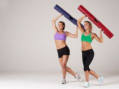 ViPR - a hot, new fitness tool that burns crazy calories and leads to huge muscle gain