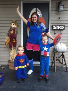 You're a super mom...no really...you are!