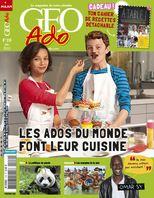 Fiche pédagogique du magazine Géo ado - janvier 2013