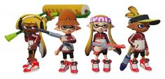 Splatoon has been a surprise hit for Nintendo's struggling Wii U and now the game is about to get even better with a major update incoming that will bring with it new matchmaking modes, new weapon types, new gear and an increase in the games level-cap.