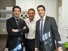 Go behind the scenes of Brother Vs. Brother with HGTV producer, Loren Ruch >>  http://blog.hgtv.com/HGTVersus/2013/07/16/ask-the-producer-go-behind-the-scenes-of-brother-vs-brother/?soc=pinterest