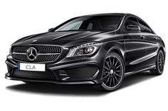 The Mercedes CLA!!!!2nd choice