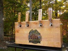 "DIY Wood and Fiberglass Jockey Box - Home Brew Forums www.LiquorList.com  ""The Marketplace for Adults with Taste!""  @LiquorListcom  #LiquorList"