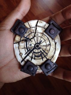 Dishonored inspired Rune Prop  by GeekoutProps on Etsy