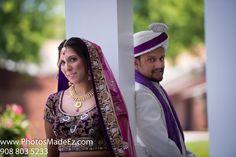 Indian Hindu Punjabi Wedding in Drexel Hill, PA by PhotosMadeEz featured in Maharani Weddings.