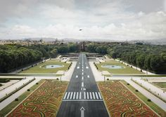 Vatican City Airport - AIRFIELD -     Lukas Hüsser & Stefania Koller, 2011  Vatican City Airport, a heterotopian procession connecting earth and heaven.  The Vatican with the St. Peter's Basilica could be thought as the most amazing airport of world.